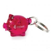 Porte-clés plastique customisé