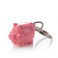 Porte-clés personnalisé cochon mini