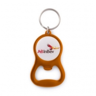 Porte-clés décapsuleurs avec logo