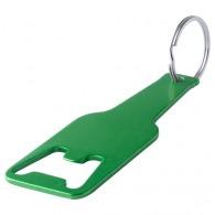 Porte-clés décapsuleur publicitaire bouteille