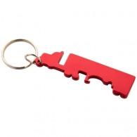 Porte-clés décapsuleur camion