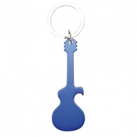 Porte clés décapsuleur personnalisé guitare