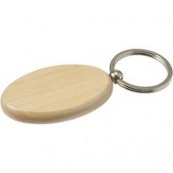 Porte-clés en bois personnalisables
