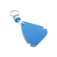 Floating EVA key ring.