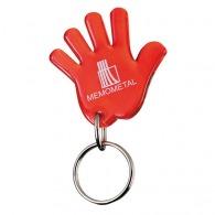 Porte-clés personnalisable main