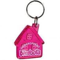 Porte-clés logoté maison