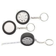 Porte-clés mètre logoté