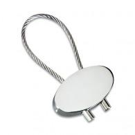 Porte-clés reflects-cable shiny