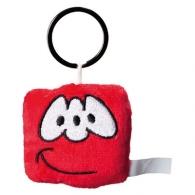 Porte-clés peluche customisé