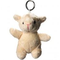 Porte clés peluche mouton
