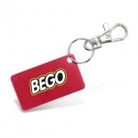 Porte-clés plaquemétal