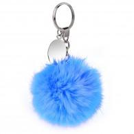 Porte-clés pompon personnalisables