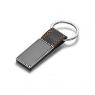 Porte-clés à boucle avec marquage