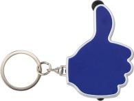 Porte-clés avec stylet tactile promotionnel