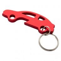 Porte-clés décapsuleurs avec marquage