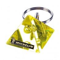 Porte-clés publicitaire pyramide