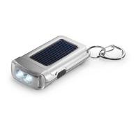 Porte-clés torche publicitaire solaire Ringal