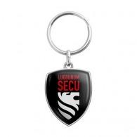 Porte-clés en métal sur-mesure publicitaire