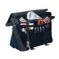 Porte-documents publicitaire avec ceinture