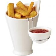 Porte-frites et porte-sauce Chase