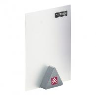 Porte-Mémo personnalisé Triangle magnétique