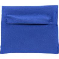 Porte-monnaie de poignet avec zip en stretch