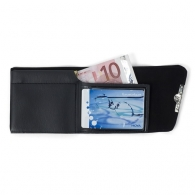 Porte-monnaie logotés en PVC