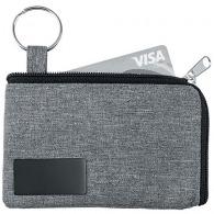Porte-clés porte-monnaies avec marquage
