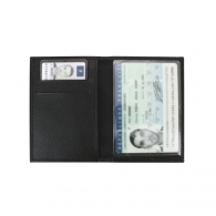 étuis et pochettes pour papiers d'identité avec personnalisation