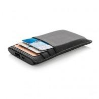 étuis pour cartes de crédit avec marquage