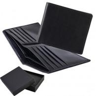 Portefeuille personnalisable en cuir