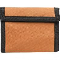 Portefeuille personnalisé en polyester 600D/190T avec fermeture velcro
