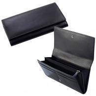Portefeuille personnalisable pour femme en cuir