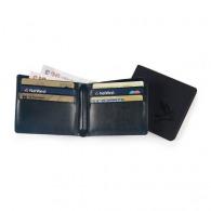 Portefeuille personnalisable simili premium