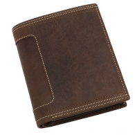 Portefeuille personnalisé WILD STYLE - 3 poches supplémentaires