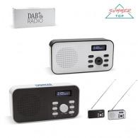 Radios avec logo