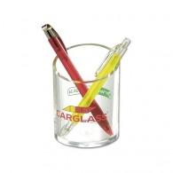 Pot à crayons avec logo