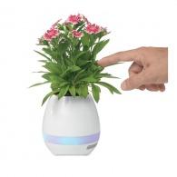 Pot de fleurs enceinte personnalisable 5W