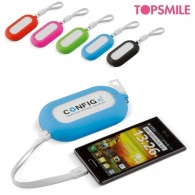 Power bank personnalisable bumper 6.000 mah