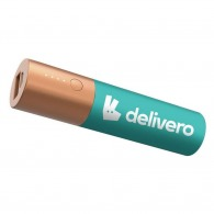 Powerbank duracell personnalisable 3350mah