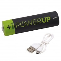 Powerbank personnalisable power up 2.600 mah