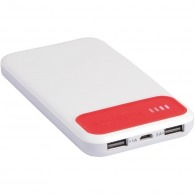 Powerbank logoté silicon valley 10.000 mah