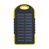 Powerbank publicitaire solaire antichocs 4000 mAh