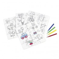 Puzzle enfant paint your picture