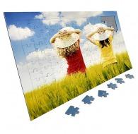 Puzzle publicitaire sur socle 27x40cm
