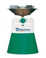 Réchaud personnalisé 1 feu dragon-gas butangas 210 mm ø 140 mm