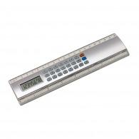 Règle avec calculatrice personnalisable
