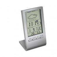 Reloj despertador con termómetro de reflector de campo magnético