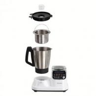 Robot culinaire personnalisable chauffant