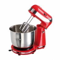Robot pâtissier multifonction rouge